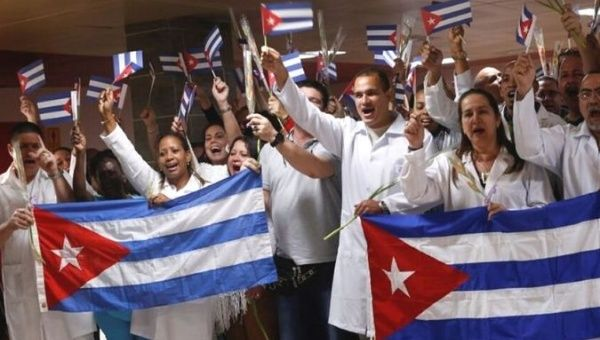 U.S.-Cuba-Canada Collaboration in Fighting COVID-19