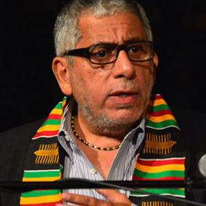 Don Rojas  -  Press Secretary for the martyred Prime Minister of Grenada Maurice Bishop (1981-1983); Executive Political Editor, The Real News Network; Director of Communications and International Relations, Institute of the Black World; Founder of the award-winning The Black World Today.
