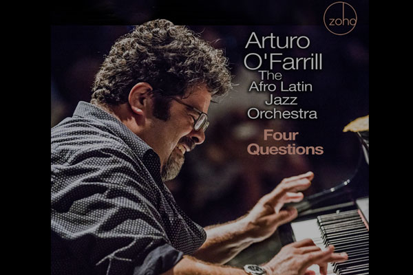 Mexico born composer, pianist and educator, who has won six Grammys for his Afro-Latin jazz