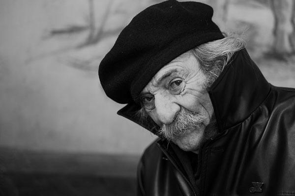 Jack Hirschman – Poet, former poet laureate of San Francisco