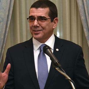 José Ramón Cabañas — Ambassador of the Republic of Cuba to the United States