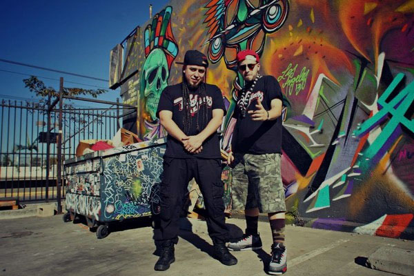 Rebel Diaz Brothers RodStarz and G1 - revolutionary rap from the South Bronx with Chilean roots
