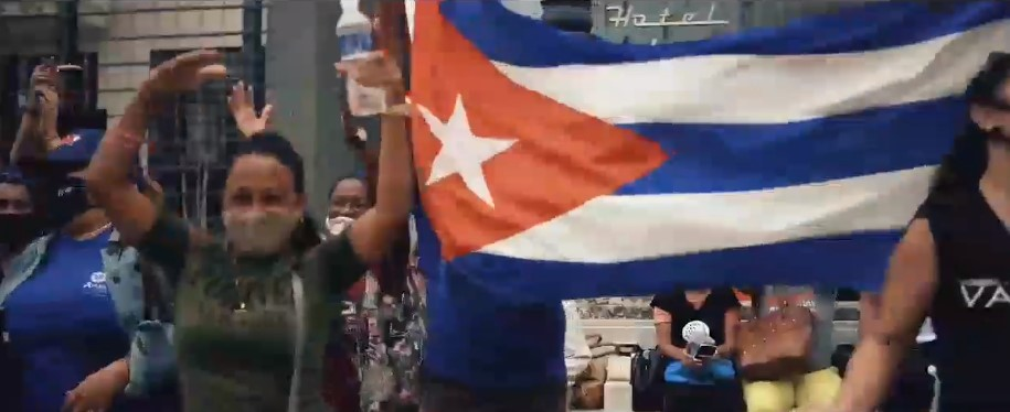 Don't You Mess With Cuba