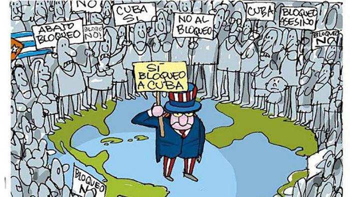 sanctions against Cuba
