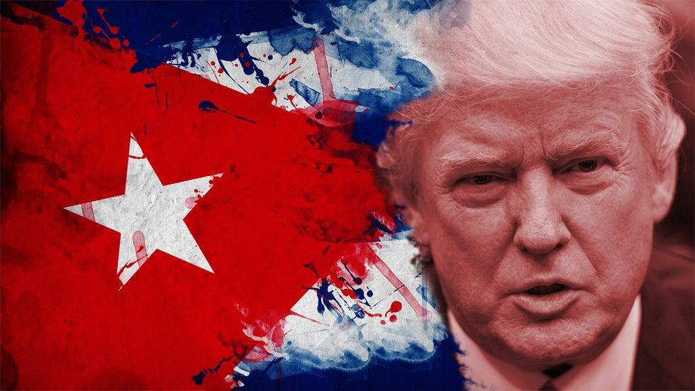 Trump Administration to Designate Cuba a State Sponsor of Terror