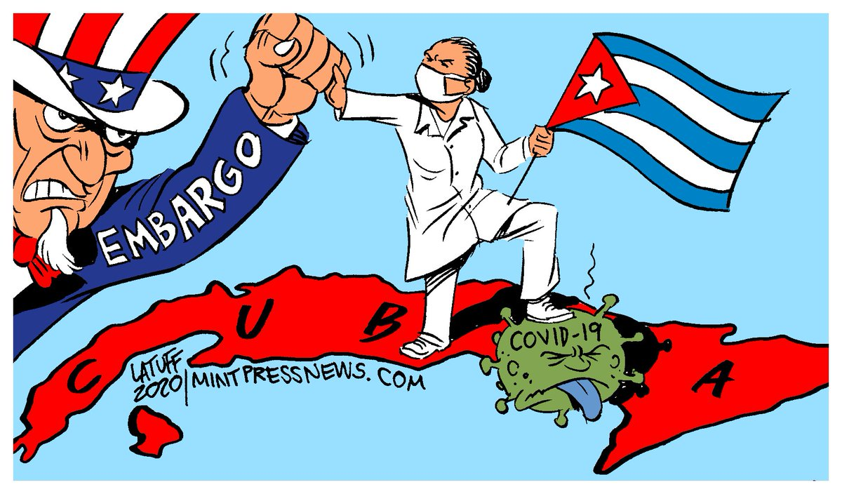 Over 21,000 US citizens sign request to end blockade against Cuba