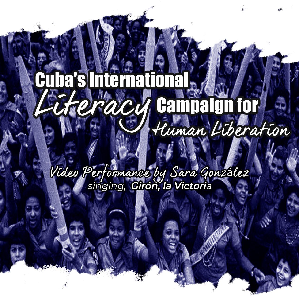 Cuban International Literacy Campaign for Human Liberation