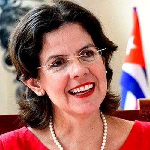 Lianys Torres Rivera, Cuban Ambassador to the United States