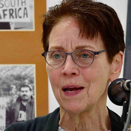 Mary-Alice Waters, President, Pathfinder Press, editor, Playa Girón