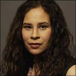"""El Jones - A poet, professor, activist and author of, """"Live from the Afrikan Resistance!"""" (Roseway, 2014). Her work focuses on social justice issues such as feminism, prison abolition, anti-racism, and decolonization"""