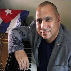 """Ignacio """"Nachito """"Herrera - Ph.D. in Music Piano and Orchestra Conductor. Teacher in Classical and Jazz Music. First Cuban American to receive the award of best immigrant of the year from the American Immigration Lawyers Association and first Cuban American in Minnesota to be recognized, with his own day assigned by the Governor, for his contributions to education diversity and art. NachitoHerrera.com"""
