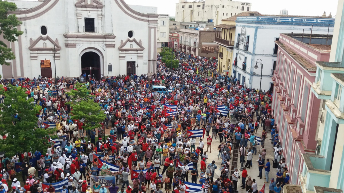 IFCO Stands With Cuba