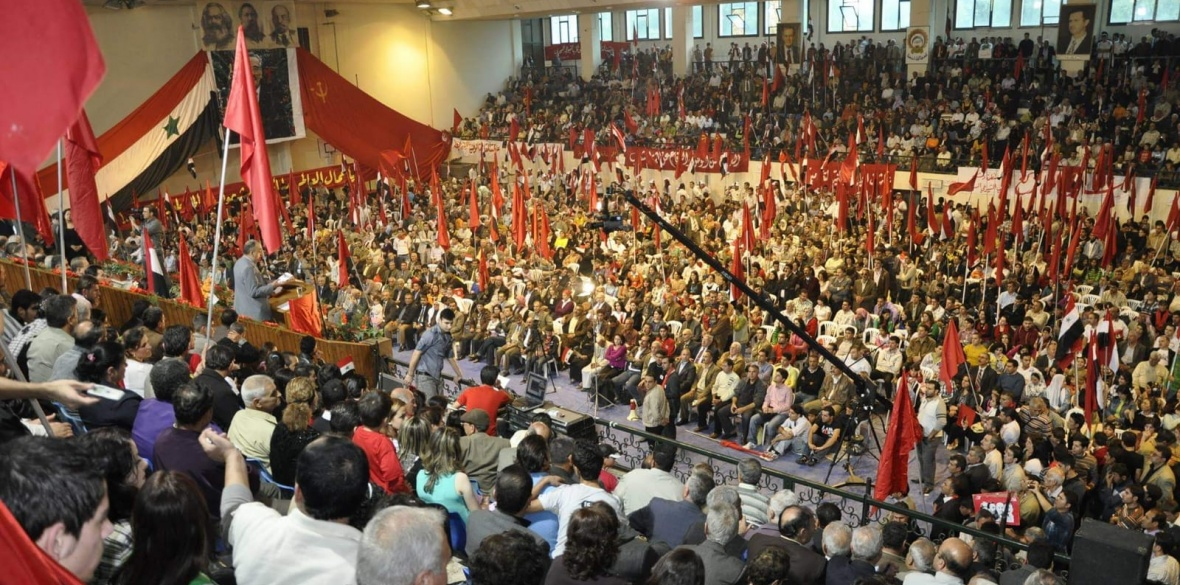 Syrian Communist Party rejects U.S. interference in Cuba